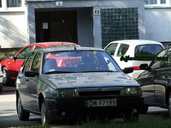 1993 FIAT Tipo (junktimers) Tags: fiat 1993 tipo