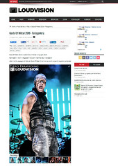 Rammstein photos on LoudVision.it (sensitive2light) Tags: italy milan festival metal concert italia industrial live milano stage gig heavy rammstein neue deutsche monza 2016 godsofmetal härte pieroparavidino loudvision