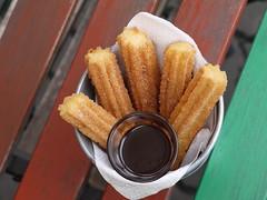 P1130999 (megcoffeeworks) Tags: cafe spanish doughnut churros churro pclo