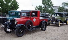 Model A Ford (coconv) Tags: pictures auto old red classic cars ford up car truck vintage photo model automobile image photos antique picture pickup images vehicles photographs photograph vehicle autos collectible pick collectors automobiles blart a
