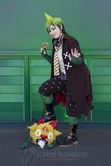 BE (1) (Dezmin) Tags: blue anime photography cosplay mephisto igor slippery rin exorcist okumura neuhaus 2016 supanova pheles amaimon