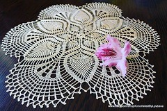 Beautiful crochet doily #forsale #etsy #etsyshop #CrochetedByLyubava #handmade #crochet #craft #crochetforhome #crochetdoilies #handmadecrochet #crocheted #crochetgifts #homedecor #rounddoily #crochetdecorations #shabbychic #doilies #etsyseller #etsystore (LyubavaCrochet) Tags: square crochet squareformat clarendon etsy crocheted doilies crocheting tabledecor etsystore etsyshop crochetpatterns handmadecrochet etsyseller lyubava crochetforsale etsyshopping etsyitem crochetforhome crochetdoilies iphoneography crochetdecorations crochetdecor instagramapp uploaded:by=instagram lyubavacrochet crochethomedecor