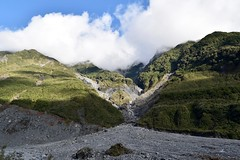 Approach to the Fox Glacier