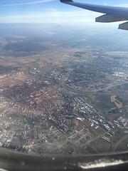 Madrid, Spain from Airplane (inigo.vanaman) Tags: madrid atlanta plane airplane spain delta a330300