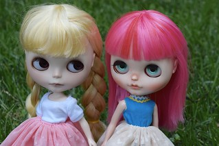 Bree and Eliza