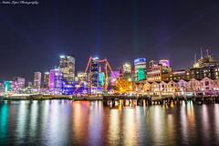 Vivid Sydney (Mattia Lepri) Tags: sydney vivid australia glow lights colours oz night nightpic longexposure