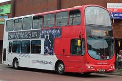 National Express West Midlands Volvo B7TL/Wright Eclipse Gemini 4706 (BU06 CWZ) (West Bromwich) (john-s-91) Tags: dudley route127 4706 volvob7tl wrighteclipsegemini nationalexpresswestmidlands bu06cwz nowyouseeme2