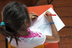 _TEF5600 (Edson Grandisoli. Natureza e mais...) Tags: peixe papel escola lpis menina desenho jovem desenhando amaznia educao ribeirinha cabocla educaoambiental regionorte