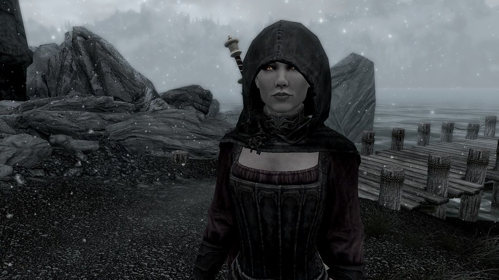 The World S Newest Photos Of Serana And Vampire Flickr Hive Mind