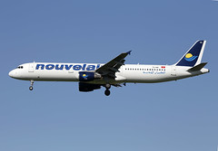 5 mai 2013 - NOUVELAIR  TUNISIE  Airbus  A 321  (TS-IQB) - LFBO - TLS (gimbellet) Tags: canon airport aircraft aviation airplanes airbus a380 boeing aeroport blagnac a330 spotting a340 a320 avions atr a321 spotter a350