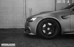 Imperial Works Frozen Grey BMW E92 M3 (Richard.Le) Tags: grey frozen google search flickr wheels gray vinyl like wrap tags follow le richard bmw carbon fiber share individual hre e90 activ e92 e93 vorsteiner hashtags activfilms stayactiv