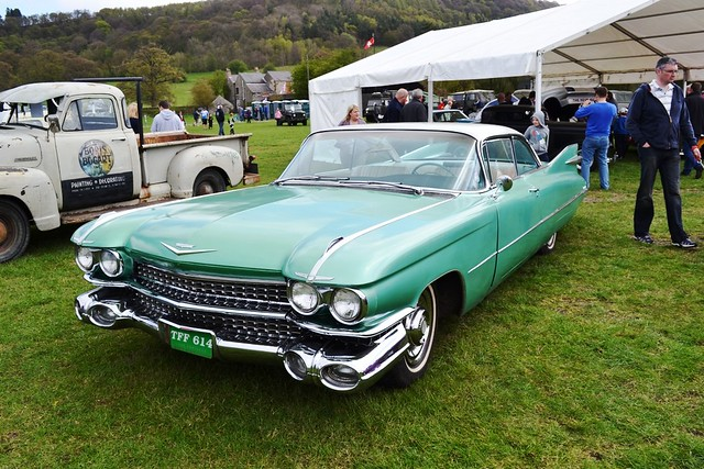 show cadillac eldorado coupe v8 bakewell 1959 showground tff614