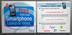 Print from your Smartphone, Laptop or Tablet (Lester Public Library) Tags: library librarian librarians publiclibrary lpl publiclibraries libslibs librariesandlibrarians 365libs lesterpubliclibrary readdiscoverconnectenrich wisconsinlibraries lesterpubliclibrarytworiverswisconsin