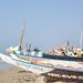 Fishermen in Mboro, Senegal