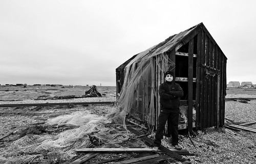 Self Portrait Dungeness