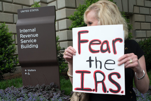 Fear the IRS 7441