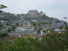 Marburg (Jeff Coons) Tags: travel forest canon germany deutschland is europe hiking hike powershot hills marburg wandern lahn wander sd940