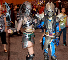 pcc2 (Kurt Colin) Tags: arizona phoenix costume mr freeze predator comicon 2013