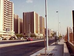 Near Downtown (Gene Whitmer) Tags: 1981 jeddah 1986 saudiarabia almirfahadstreet