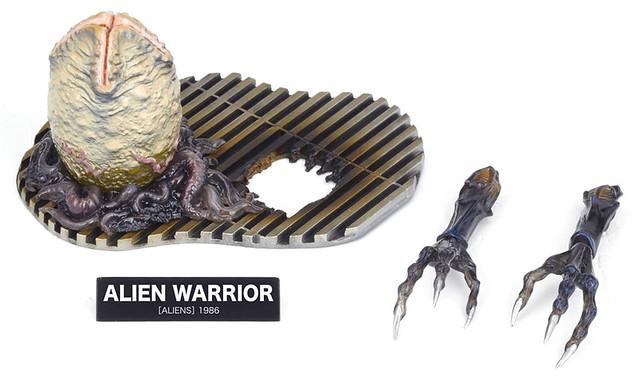 海洋堂 – 特攝revoltech 016:異形戰士(ALIEN WARRIOR) 再次販售