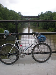 big darby creek (consular_ship) Tags: ohio bicycle trek tour bikecamping trek950 s26o