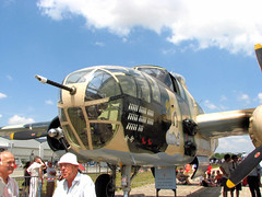 "B-25J Mitchell (2) • <a style=""font-size:0.8em;"" href=""http://www.flickr.com/photos/81723459@N04/9232032434/"" target=""_blank"">View on Flickr</a>"