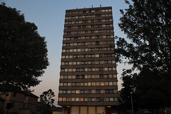Penge House, York Road Estate, Battersea (justinberman) Tags: london battersea towerblock socialhousing yorkroadestate