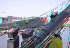 VOC-schip Amsterdam 3D (wim hoppenbrouwers) Tags: amsterdam 3d ship nemo anaglyph stereo scheepvaartmuseum redcyan vocschip