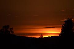 Solnedgang / Sunset (Inger Bjørndal Foss) Tags: sunset nature norway