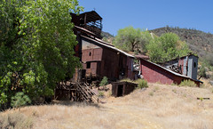 New Idria mine (0456) (DB's travels) Tags: california abandoned rural mining environment
