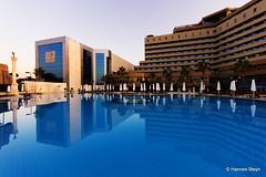 Reflections (hannes.steyn) Tags: reflection water pool canon turkey hotel asia europe sheraton izmir cesme sheratonhotel sigma1020mmf456exdchsm 550d hannessteyn canon550d eosrebelt2i