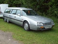 84 Citroen CX25 TRi (Safari) Loadrunner (1989) (robertknight16) Tags: france citroen 1980s worldcars