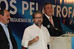 Marco António Costa na Trofa