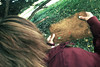 I've Lost My Way Around {14/70} (Swish and Flick) Tags: world light music mist art girl fog forest vintage treasure map teenager imagination quest pictureaday treasurechest treasuremap bleedingout 70day imaginedragons piratesmap