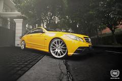 Mercedes E-Coupe on DPE MT7 Monoblock (DPE Wheels) Tags: cars mono mercedes benz wheels tuner rims luxury coupe forged concave e55 amg supercars dpe monoblock e63 eclass e350 e250 mt7 dpewheels