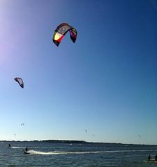 Kite session allo Stagnone (fraitaly) Tags: holiday kite nature surf italia mare saline sicilia sud happyness marsala stagnone