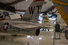 FJ-4_Tail_ThreeQuarters5 (AJ's Airplanes) Tags: fury exhaust nationalnavalaviationmuseum fj4