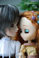 Romance Between the Prince and the Pauper (Kiki and her dolls) Tags: boy cute girl beautiful couple pretty prince romance planning jp groove pullip ars limited limitededition jun artis aga steampunk yona pauper gratia pullipdoll junplanning taeyang arsgratiaartis taeyangdoll taeyanggyro pullipyona
