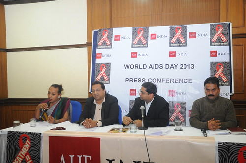 World AIDS Day 2013: India