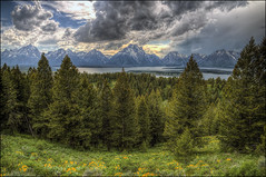 Grand Teton National Park - Signal Mountain (helikesto-rec) Tags: park mountains grandtetons tetons grandtetonnationalpark signalmountain