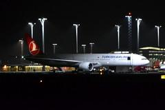 Turkish TC-JJH, OSL ENGM Gardermoen (Inger Bjørndal Foss) Tags: norway airplane osl gardermoen turkishairlines tcjjh