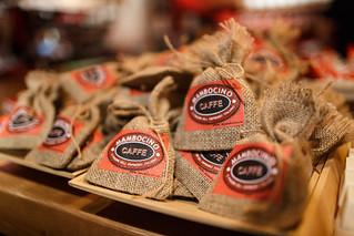 Открытие Mambocino Caffe