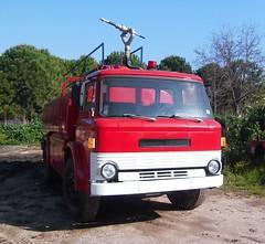 Ford D (Saygn Sancar) Tags: ford truck turkey fire trkiye firetruck antalya lorry d750 vehicle turkish tanker otosan itfaiye dseries kamyon d1210