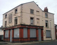 "The Cabin,  Kirkdale, Liverpool • <a style=""font-size:0.8em;"" href=""http://www.flickr.com/photos/9840291@N03/12824342893/"" target=""_blank"">View on Flickr</a>"