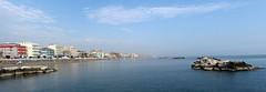Panorama Bellaria (Absacci) Tags: sea italy panorama beach water italia mare acqua spiaggia bellaria