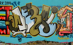 Graffiti Utrecht (oerendhard1) Tags: urban streetart art graffiti utrecht grindbak