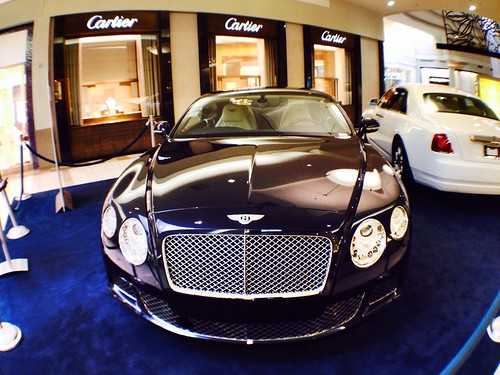 Bentley At Boca Town Center