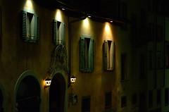 Night lights (samuelloz) Tags: italien light italy night photography photo nice italia photographer photos photographic bynight nightlight bergamo italie nicecolors photograpy nicelight bergamoalta