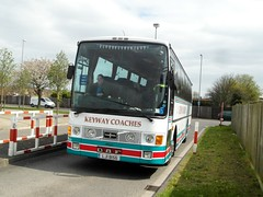 Keyway Coaches LJI8156 Skegness Bus Stn (1) (1024x768) (dearingbuspix) Tags: lji8156 keywaycoaches keyway b310crp