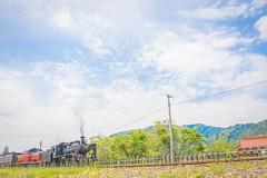 SL Yamaguchi (RanQr) Tags: japan train sl yamaguchi c56 slyamaguchi jifuku c56160